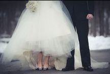 Tying the Knot / Wedding trends for ceremonies, bridal parties and the photography / by Kelsey Gomez