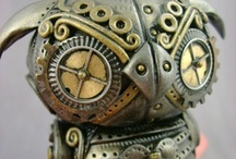 Steampunk / by Grace Wagner