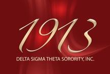 Delta Sigma Theta Sorority, Inc. / by Shona Brown