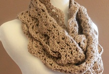 Knitting / Crocheting / by Yvette Theriault