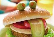 """Play With Your Food / Funny Tummy, where the motto is """"Play with your food!"""" http://www.funnytummy.com"""