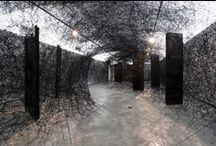 installations / by Letizia Carlucci