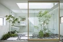 Patios, jardines y terrazas / by Susana Aparicio Lardiés