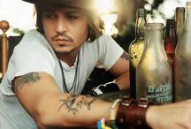 Johnny Depp / by Christina Brook