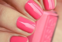 Nails!!! / by Courtney Broussard