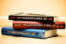 The Hunger Games / everything Hunger Games, Catching Fire, and Mockingjay / by Christina Brook