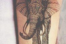 Tattoos & Piercings (: