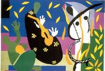 Henri Matisse / not ALL his work.....just his best