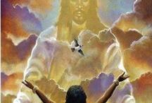 Divine Pinspiration / Spiritual images that bring me divine pinspiration.