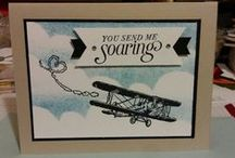 Stampin' Up! cards & Ideas /  Collection of favourite cards made with Stampin' Up! products.