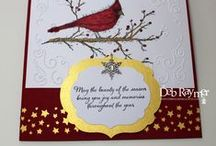 Christmas cards and decos / cute christmas stuff