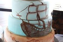 Fabulous Cakes: Hand-Painted