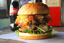 Burger of the Month Recipes