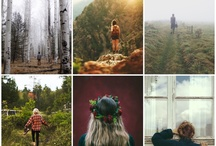 Pinterest Moodboards / by Alice McKee