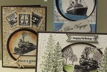 Mens cards/Masculine cards / card ideas for males