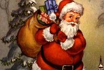 ~~Here Comes Santa Claus ~~ / by Mitzi Eubank