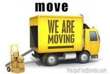 Moving Help / I am planning on re-doing one room at a time in our home. These are some of my ideas. / by Christina Brook