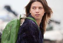 Erica Harel Backpacks / Erica Harel has got your back!