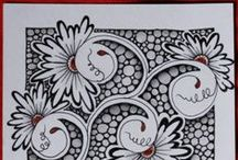 zentangle patterns / by Nancy Friesen