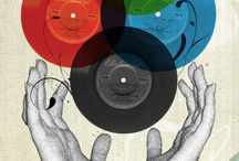 Vinyl I want to spin / by Jessica Williams