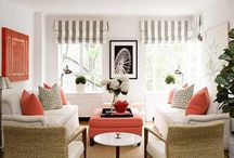 Lovely Living Rooms / by Christina Brook