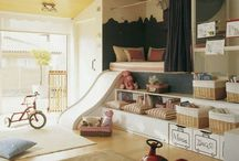Kid's Rooms / by Christina Brook