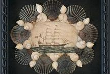 She sells sea shells / Victorian (and earlier) craftwork using seashells