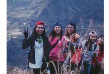 Mountaineering ⛰⛺️
