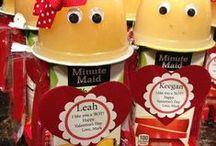 Valentine's Day / Valentine's Day in the primary classroom