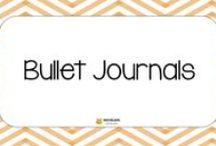 Bullet Journal / Bullet journals