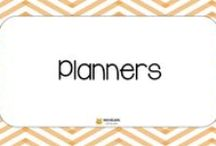 Planners and Planner Inspiration / Planners