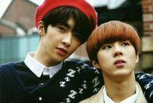 Up10tion + Wooshin... / Isn't Wooshin super cute?!...