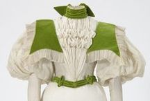 Green with envy / The colour green in historical dress