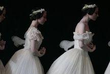 Graceful movement... / Ballet...