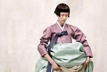 Hanbok... / Beautiful Korean Traditional Clothes...