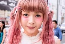 That Harajuku Style... / No rules valid in this world...
