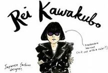 Know them... / Details to know about fashion people and places...