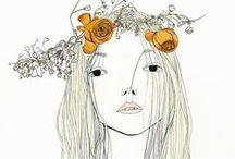 Illustration... / Fashion Illustrations...