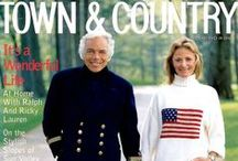 T&C Covers. / by Town & Country Magazine