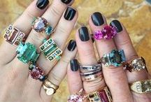Ring My Bell / Who doesn't love to ogle rings?!