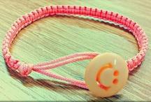 Düğmeli Bileklikler / Button Bracelet