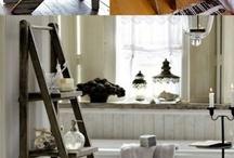 Laddersladder! / Stiger i interiøret