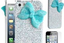 Cute iPhone 5 case / Pretty and bling case for your iPhone 5