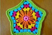 Le pezze della nonna (CrochetMotifs&GrannySquares)