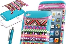 iPod Touch 4 Case for girls / Pretty and cute iPod touch 4 case for you. Apple accessories