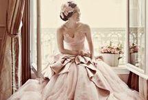Pink / Pink wedding inspiration