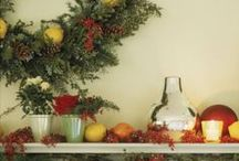 Winter Holidays / 'Tis the season. Check out some shots of holiday history and decor inspiration