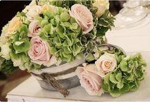 Flores en el hogar