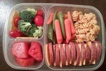 Lunchbox ideas / Lunch box recipes
