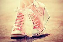 Shoes / by Brooke Nokonechny